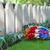 flores · cemitério · morte · morto · branco · mármore - foto stock © michaklootwijk