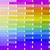 vernice · colori · otto · fila · colorato · bianco - foto d'archivio © michaklootwijk