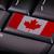 dış · kaynak · kullanımı · Kanada · bilgisayar · klavye · kanada · bayrağı · bilgisayar · klavye - stok fotoğraf © michaklootwijk