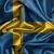 satin flag three dimensional render stock photo © michaklootwijk