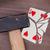kalapács · törött · kártya · négy · pikk · klasszikus - stock fotó © michaklootwijk