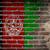 Афганистан · флаг · сфере · изолированный · белый - Сток-фото © michaklootwijk