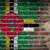 oscuro · concretas · pared · superficie · textura - foto stock © michaklootwijk