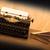 vintage · schrijfmachine · boeken · witte · kantoor · boek - stockfoto © michaklootwijk