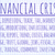 financial crisis word cloud stock photo © michaklootwijk