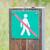 forbidden to walk over here   iceland stock photo © michaklootwijk