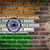 bandeira · Índia · parede · de · tijolos · pintado · grunge · textura - foto stock © michaklootwijk