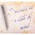 古い紙 · グランジ · 白 · ブラウン · 成功 · ペン - ストックフォト © michaklootwijk