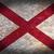 oude · roestige · metaal · teken · vlag · South · Africa - stockfoto © michaklootwijk
