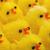 Fülle · Ostern · Küken · selektiven · Fokus · isoliert · Baby - stock foto © michaklootwijk