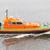naranja · rescate · barco · playa · agua · seguridad - foto stock © michaklootwijk