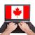 Canadá · votar · símbolo · eleição · vermelho · maple · leaf - foto stock © michaklootwijk