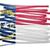 zászló · Észak-Karolina · csillagok · kék · piros · fehér - stock fotó © michaklootwijk
