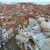 top · Venetië · daken · luchtfoto · huizen - stockfoto © michey