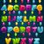 buli · ábécé · színes · szett · léggömbök · oktatás - stock fotó © Mictoon