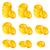 boglya · arany · dollár · érmék · szett · egymásra · pakolva - stock fotó © Mictoon
