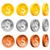 pénz · dollár · 3D · réz · érmék · vektor - stock fotó © mictoon