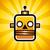 robot · retro · giocattolo · cyborg · macchina - foto d'archivio © mictoon