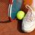 テニス · ボール · 粘土 · テニスコート · 健康 - ストックフォト © mikdam