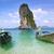 krabi · plaj · Tayland - stok fotoğraf © mikdam