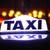 такси · ночь · текстуры · город · службе · фары - Сток-фото © mikdam