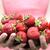 frissen · eprek · zöld · eper · organikus · tart - stock fotó © mikdam