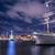 schip · nacht · Stockholm · Zweden · stad - stockfoto © mikdam
