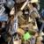 eski · asma · kilit · duvar · dizayn · yeşil - stok fotoğraf © mikdam