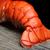 homár · farok · fehér · piros · tengeri · hal - stock fotó © mikdam