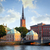 stockholm city stock photo © mikdam