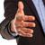 businessman offering for handshake stock photo © mikdam