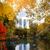 Central · Park · lac · automne · New · York · City · Manhattan · gratte-ciel - photo stock © mikdam