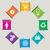infografica · set · optiuni · afaceri · icoane · grafice - imagine de stoc © mike301
