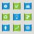 現代 · スパイラル · インフォグラフィック · オプション · バナー · デザイン - ストックフォト © mike301