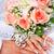 wedding bouquet stock photo © mikhail_ulyannik