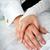 szeretet · érintés · kéz · esküvő · pár · nő - stock fotó © mikhail_ulyannik