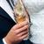 handen · bruid · bruidegom · bril · champagne · vrouw - stockfoto © mikhail_ulyannik