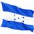 bayrak · Honduras · 3d · illustration · seyahat - stok fotoğraf © mikhailmishchenko