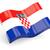 3D · bayrak · Hırvatistan · yalıtılmış · beyaz · seyahat - stok fotoğraf © MikhailMishchenko