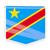 etiket · bayrak · demokratik · cumhuriyet · Kongo · yalıtılmış - stok fotoğraf © mikhailmishchenko