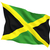 waving flag of jamaica stock photo © mikhailmishchenko
