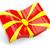 3d flag of macedonia stock photo © mikhailmishchenko