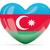 icono · bandera · Azerbaiyán · aislado · blanco · país - foto stock © mikhailmishchenko