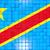 3D · bayrak · demokratik · cumhuriyet · Kongo · yalıtılmış - stok fotoğraf © mikhailmishchenko