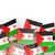 zászló · tő · western · Szahara · izolált · fehér - stock fotó © mikhailmishchenko
