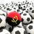 флаг · Ангола · футбола · команда · стране - Сток-фото © mikhailmishchenko