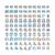 ウェブ · ナビゲーション · eps · ファイル · 色 · アイコン - ストックフォト © mikhailmorosin