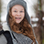 teenager girl in a snowy park stock photo © miklav
