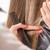 saç · kuaför · kesmek · kadın - stok fotoğraf © MilanMarkovic78