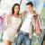 Couple In Shopping stock photo © MilanMarkovic78